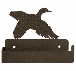 Flying Duck One Piece Toilet Paper Holder