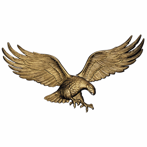 Flying Eagle Wall Decoration - Patriotic Gift