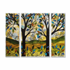 Folkart Trees Wall Art