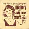 Food & Drink Sign...She Had A Photographic Memory But No Film In The Camera