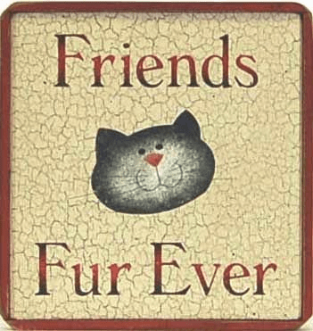 Friends Fur Ever (Cat)