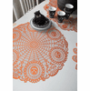 Frightful Halloween Large Doily, set of 4
