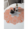 Frightful Halloween Table Topper, set of 2