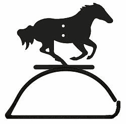 Galloping Horse Design Paper Towel/Toilet Paper Holder