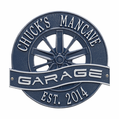 Garage, Man Cave, Workshop Decor