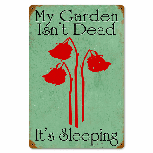 Garden Sign - Green Thumb Gift