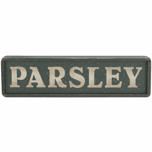 Gift Idea for Cook - Parsley