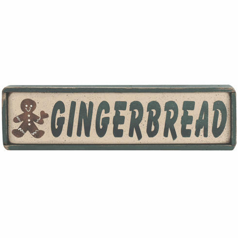 Gingerbread Man - Mini Gingerbread