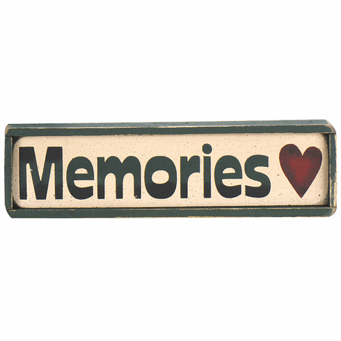 Girlfriend Gift Idea - Memories