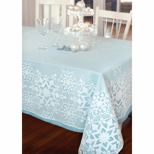 Glistsen Rectangle Tablecloth