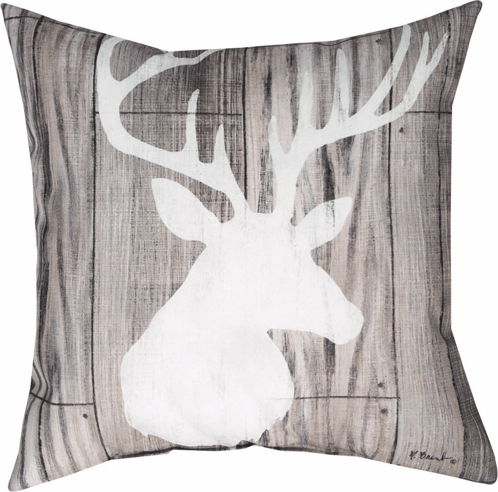 Greystone Stag I Climaweave Pillow