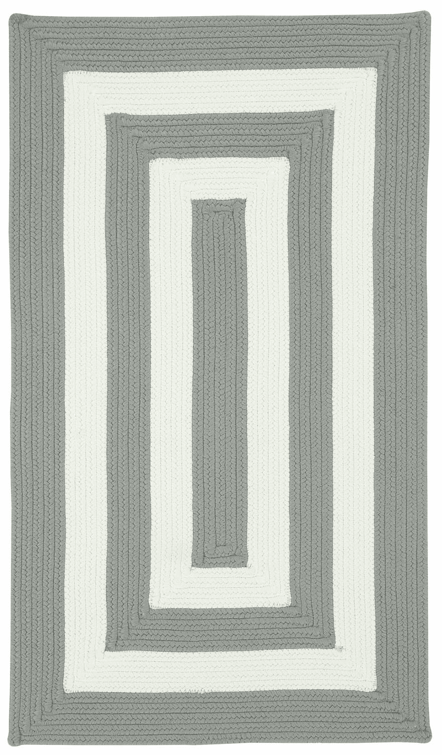 Hand-Braided Beige Rug