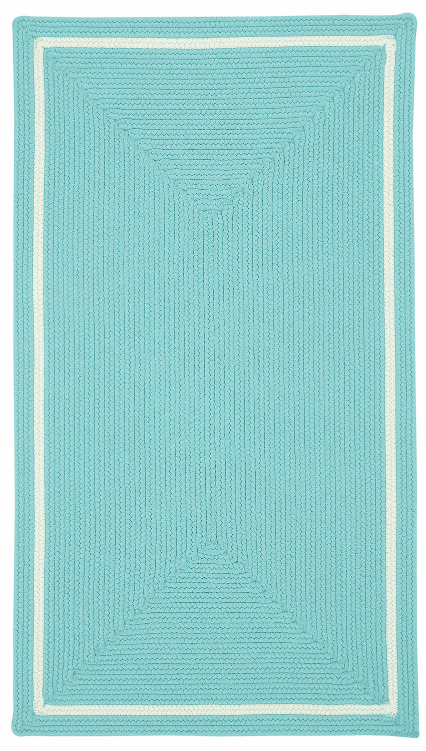 Hand-Braided Dew Rug