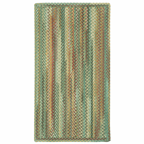 Hand-Braided Pine Wood Rug