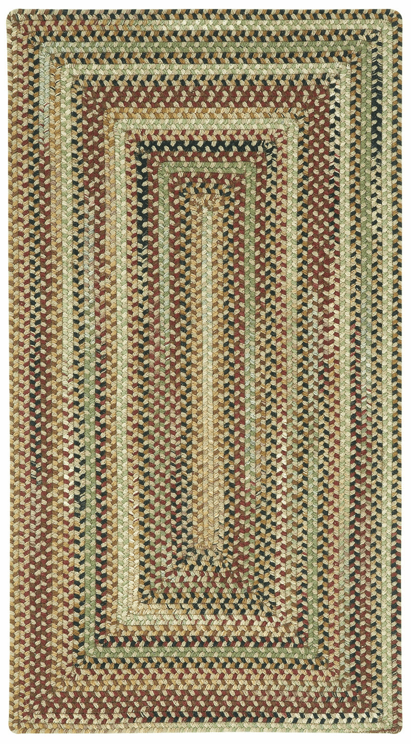 Hand-Braided Sandy Beige Rug