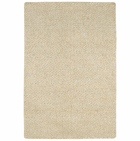Hand Knotted Oats Rug