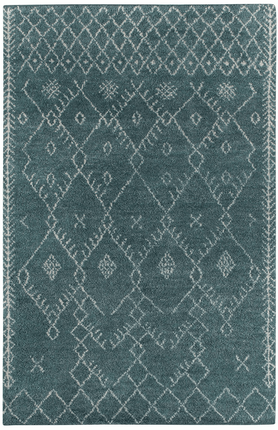 Hand Knotted Spa Rug