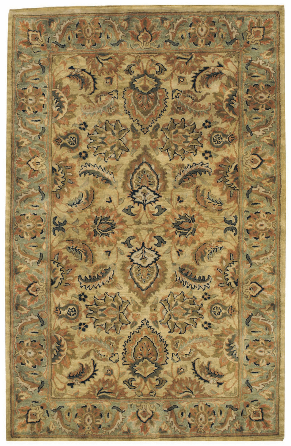 Hand Tufted Amber Rug