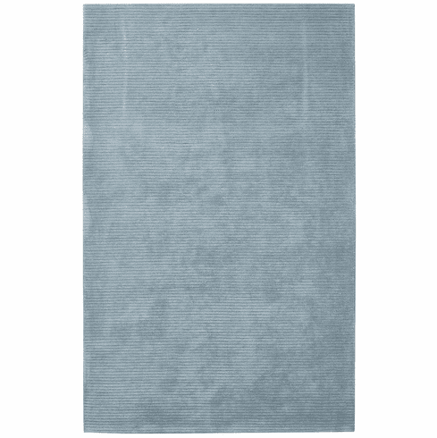 Hand Tufted Blue Rug