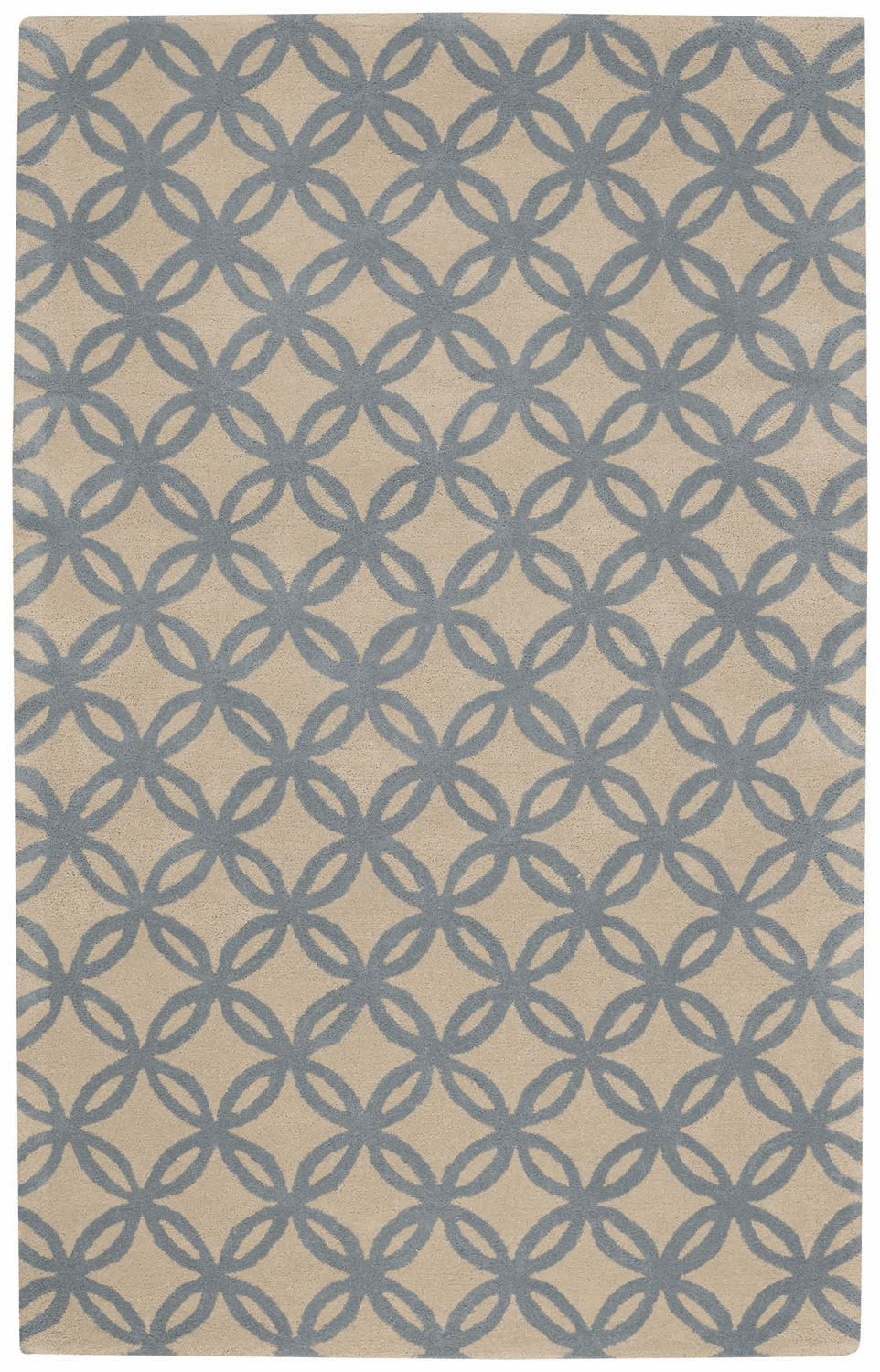 Hand Tufted Blue Sky Rug
