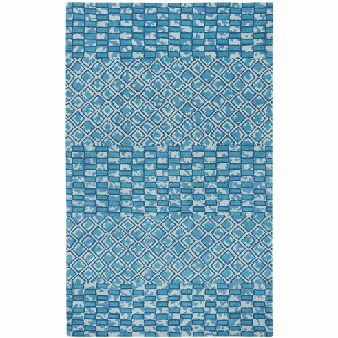 Hand Tufted Bluebell Rug