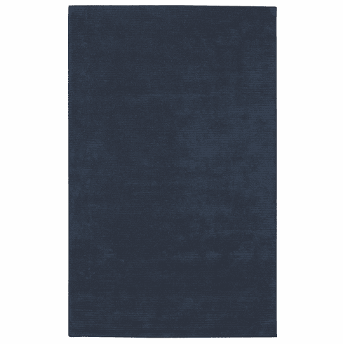 Hand Tufted Bright Blue Rug