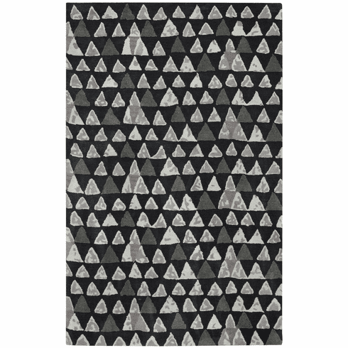 Hand Tufted Coal Rug