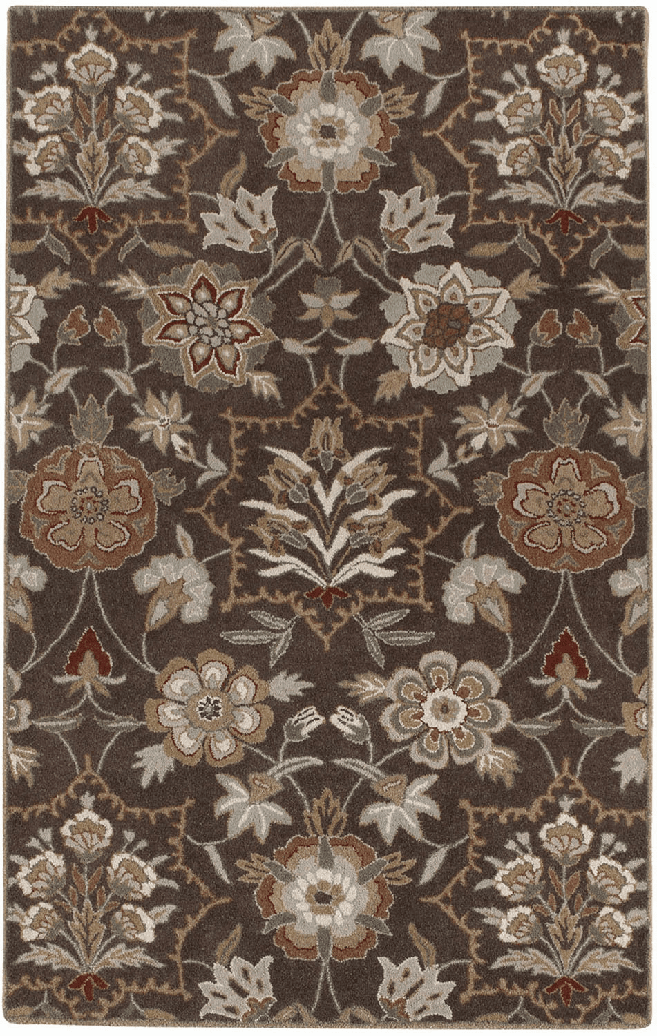 Hand Tufted Cocoa Rug