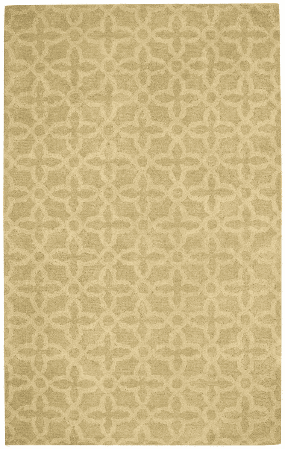 Hand Tufted Cream Rug