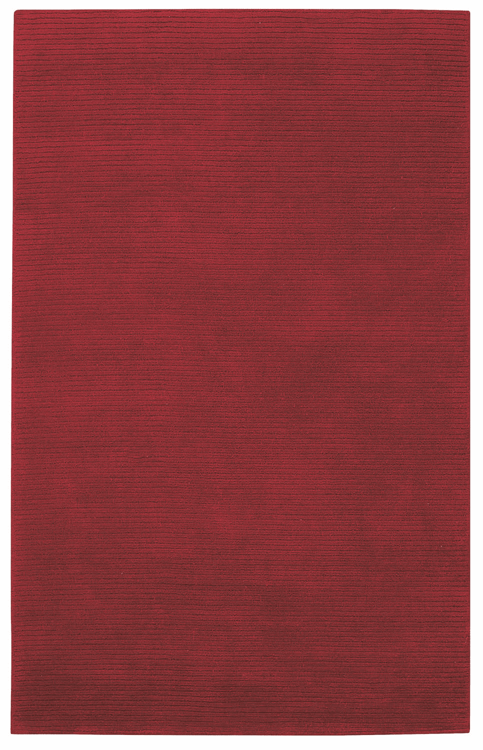 Hand Tufted Crimson Rug