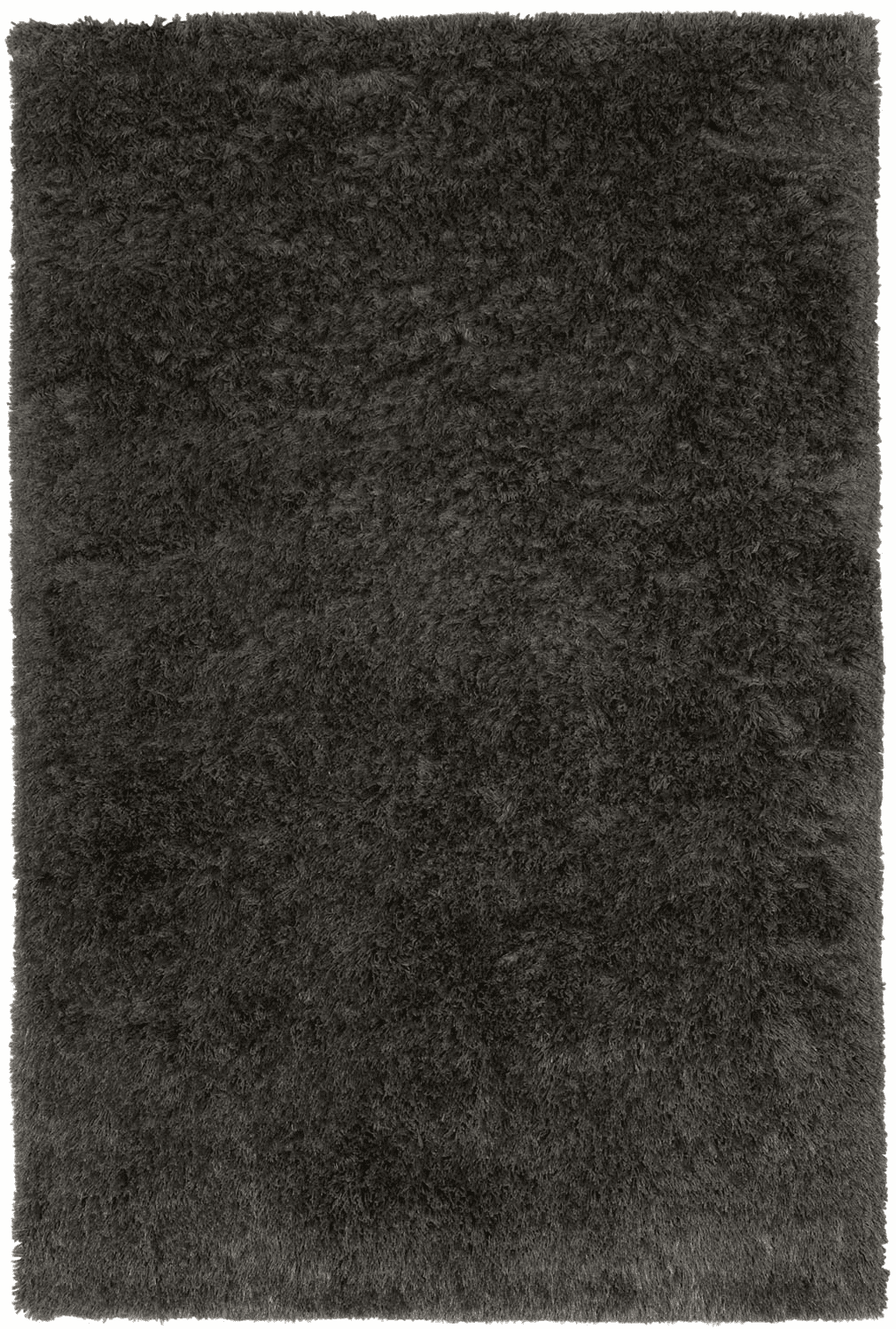 Hand Tufted Dark Grey Rug