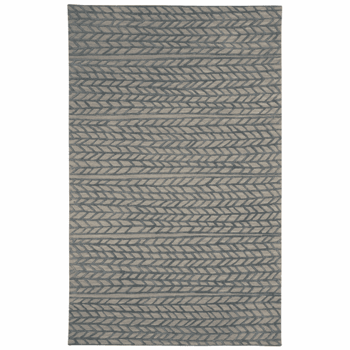 Hand Tufted Granite Smoke Rug