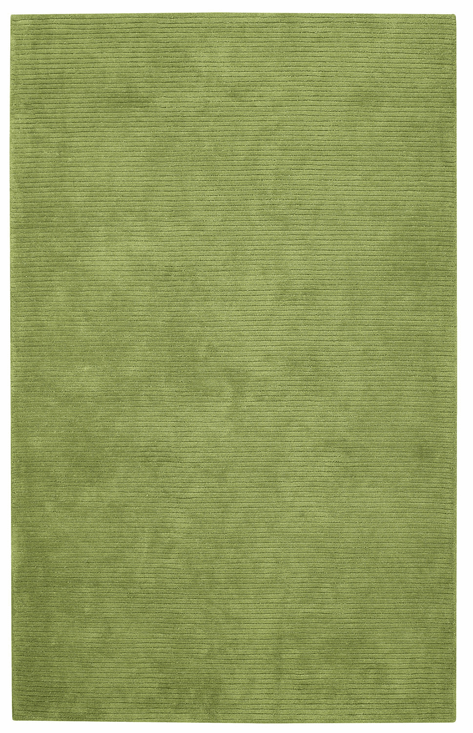 Hand Tufted Granny Smith Apple Rug