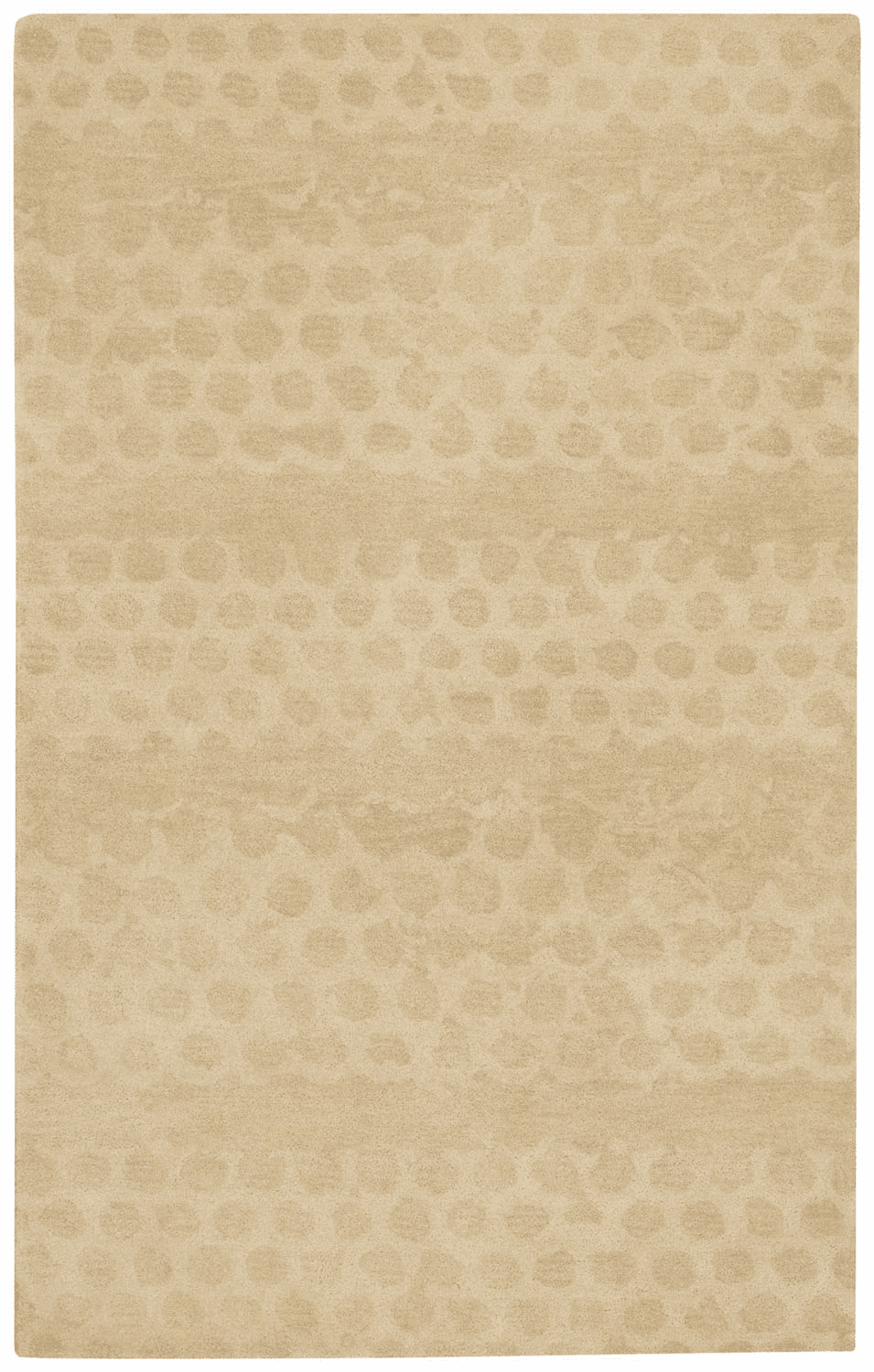 Hand Tufted Honey Rug