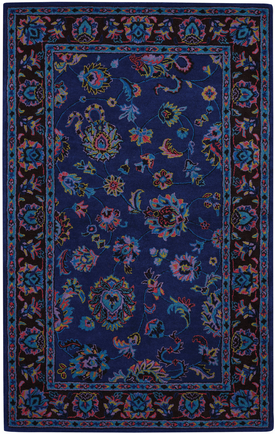 Hand Tufted Periwinkle Rug
