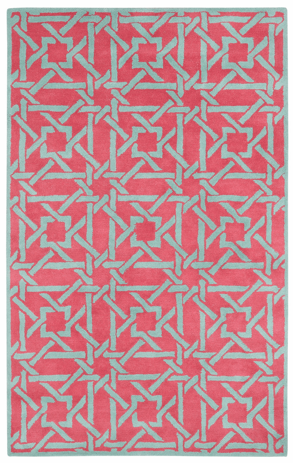 Hand Tufted Red Basil Rug