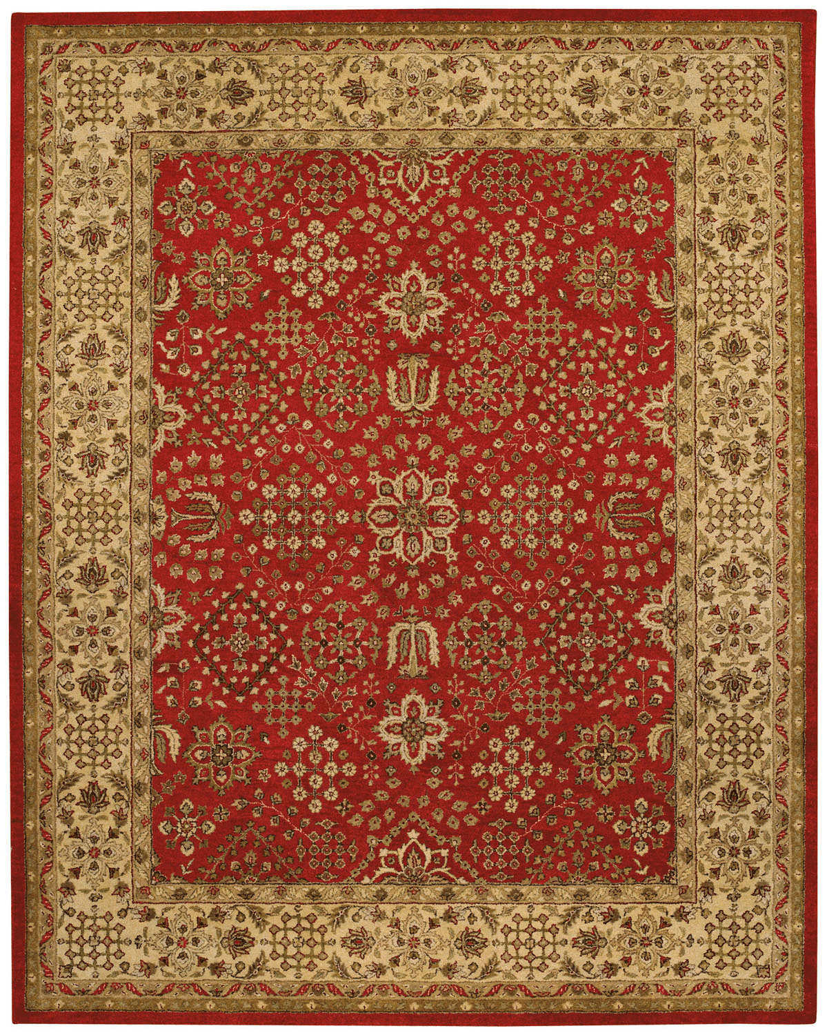 Hand Tufted Rouge Beige Rug