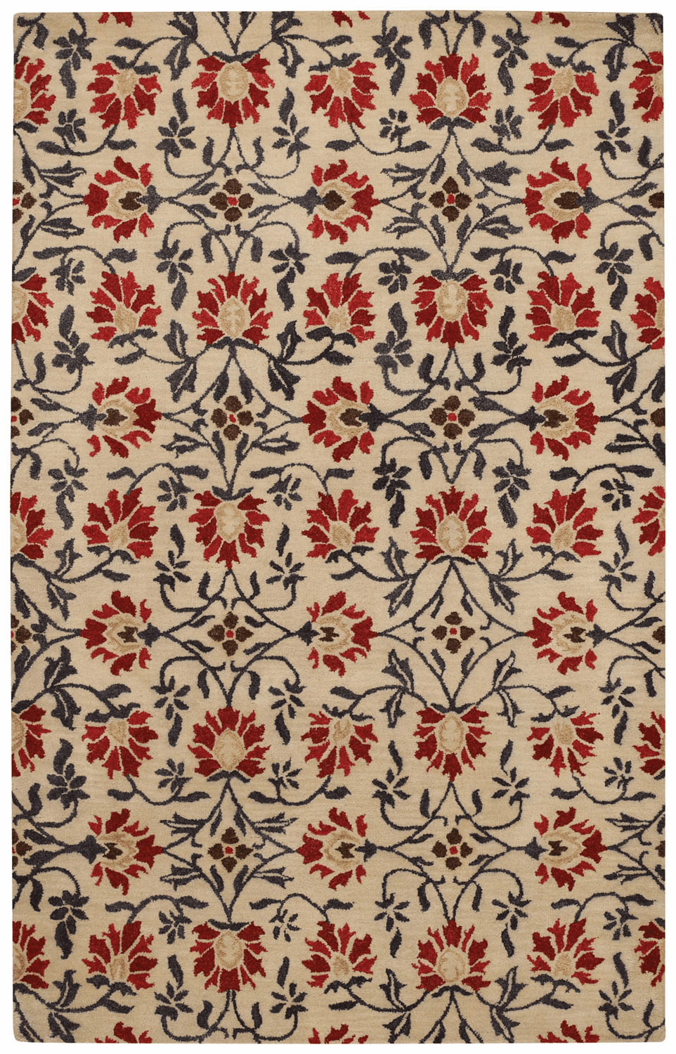 Hand Tufted Rouge Multi Rug