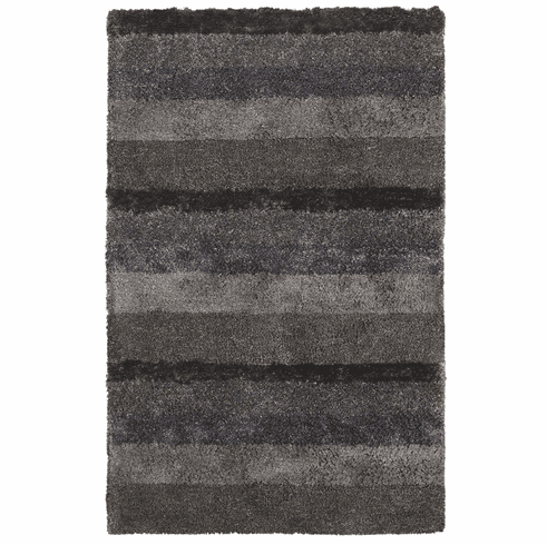 Hand Tufted Smoke Multi Rug