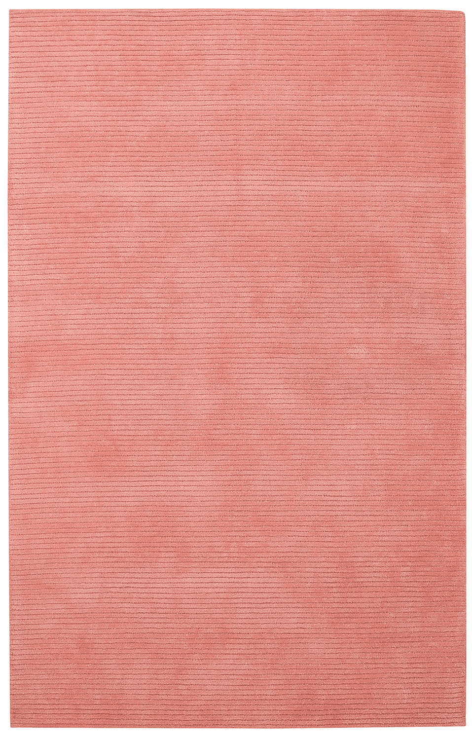 Hand Tufted Soft Pink Rug