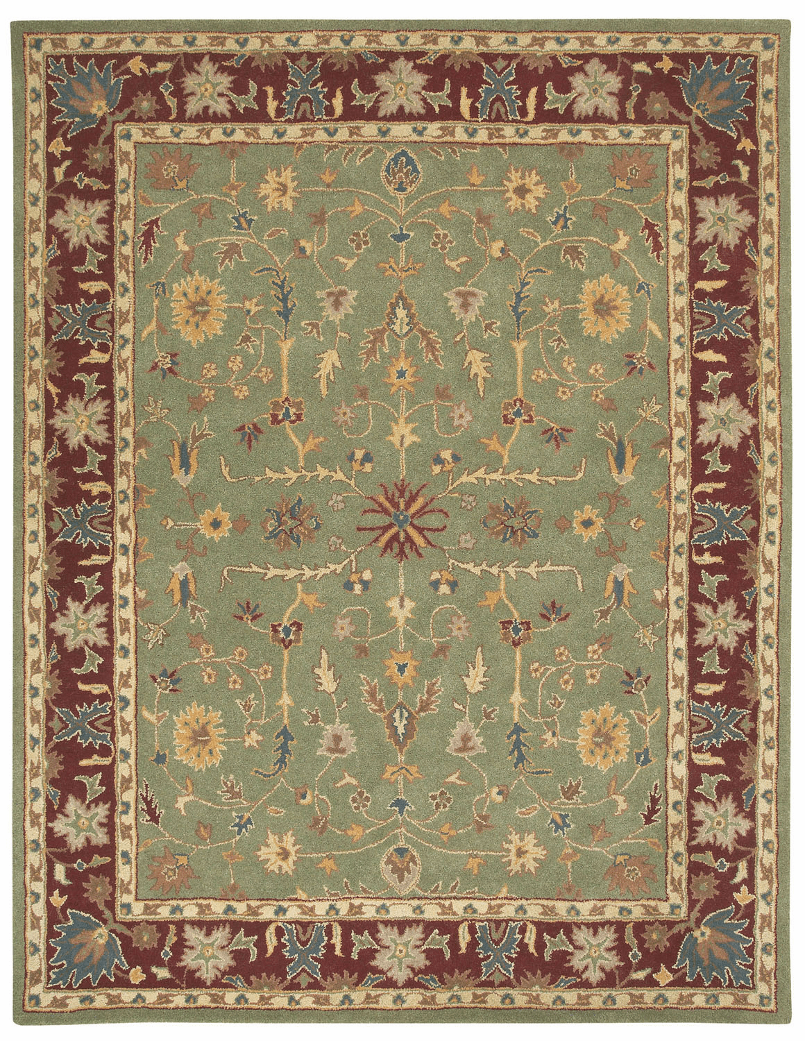 Hand Tufted Thyme Rug