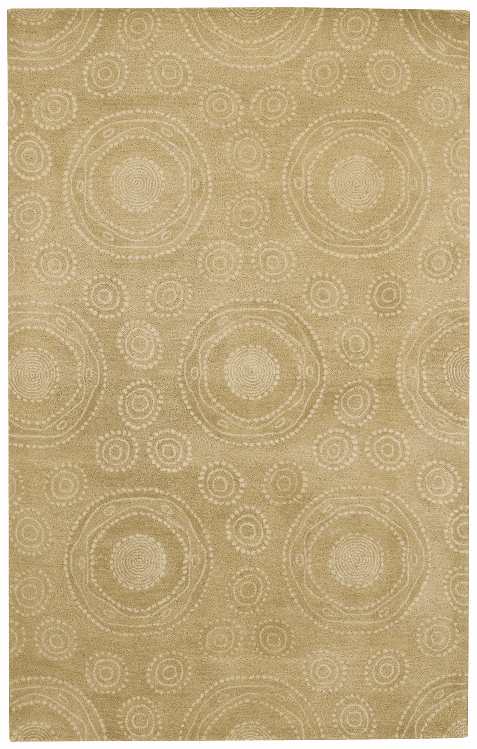 Hand Tufted Wheat Rug