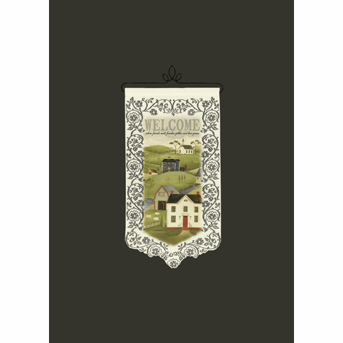Hearth And Home Wall Decor, Country Home Welcome