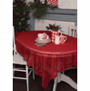Holly Vine Small Rectangle Tablecloth