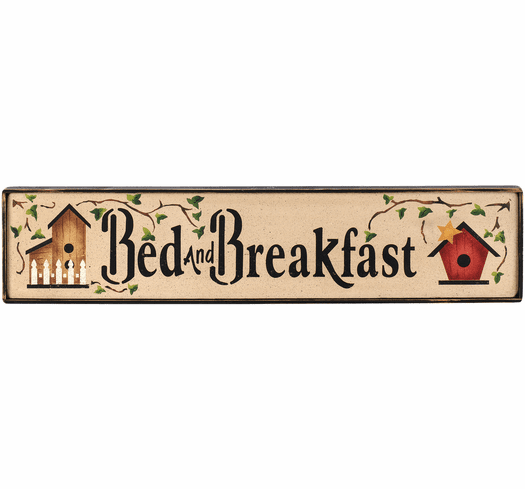 Home Accessory - Bed And Breakfast