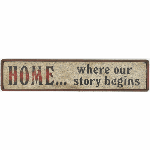 Home Decorating - Home . . . where our story begins