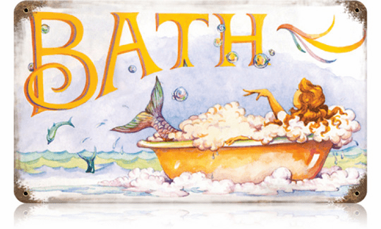 Home, Garden and Bath Signs