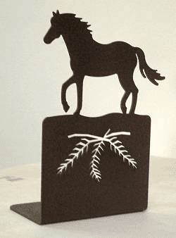 Horse Bookend Set