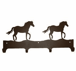 Horse Coat Hook in 4 lengths
