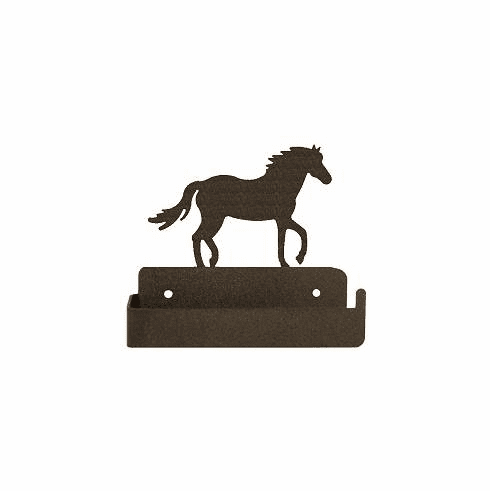 Horse One Piece Toilet Paper Holder
